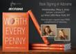 """Worth Every Penny"" book signing Wednesday, May 2."