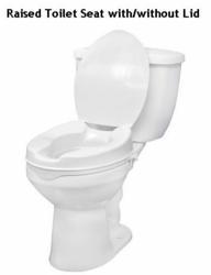 Raised Toilet Seats Online No Longer Accepts Returns On Toilet Seats And Comm
