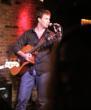 Singer-songwriter Dan Charness