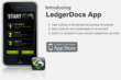LedgerDocs iPhone App