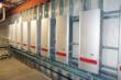 Inverters at RPT's facility.