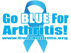 Go Blue For Arthritis Research