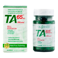 TA-65: Telomerase Activator