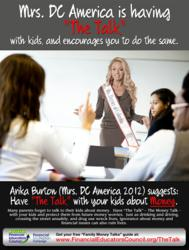 Financial Education Awareness Campaign Mrs DC America