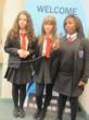 Young Reporters - Year 8 students Sophie Hake, Abigail Marks and Rebecca Mulwa