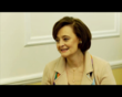 Cherie Blair is interviewed by IBLF