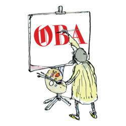 The OBA Award logo