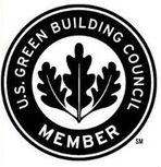 rug pad corner member of U.S. green building council