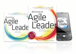 Becoming an Agile Leader Development Suite (Book, Guide, and Web App)