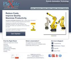 Flexible Automated Brand New Website