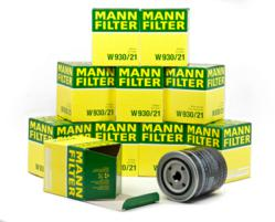 Audi VW Oil Filter Kit From Mann and FCP Euro