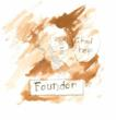 "Founder: ""I had help"""