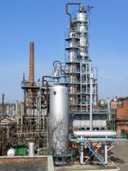 Precision Flow Meter - Crude Oil Refinery