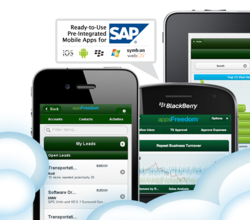 appsFreedom Mobile Cloud Apps for SAP