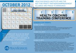 Health Coaching / Motivational Interviewing Training Conference