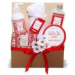 Soothing  White Tea Ginger Spa Basket