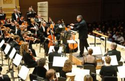Sanderling Conducts the TSO