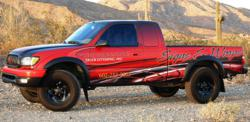 Vehicle wraps in Phoenix, AZ, 1st Impressions Truck Lettering, & Vehicle Wraps, a vehicle wrap shop earns Phoenix 3M certification, certified vehicle wrap shop