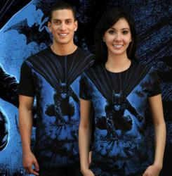 Dark Knight Shirt Chosen by Christoper Nolan