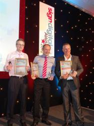 Signbox wins Sign Company of the Year Award 2012
