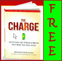 "Brendon Burchard's Book ""The Charge"""