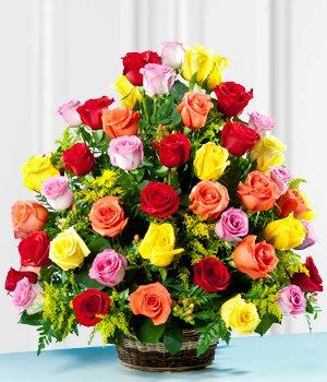 Daflores announces top 5 ways to appreciate moms this - Significado de los colores de las rosas ...