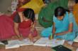Students at the Barli Institute, India