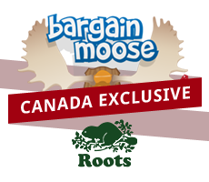 BargainMoose and Roots Canada Partner on exclusive Coupons