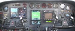 Cessna 340 Panel Update