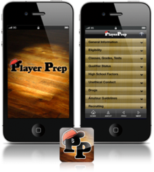 PlayerPrep Mobile App