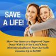 San Antonio's Methodist Healthcare Gets Social With Organ Donor Recruitment Campaign