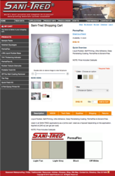 Sani-Tred Basement Waterproofing