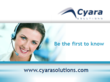 Cyara, IVR Testing, Contact Center Testing, Customer Experience Testing, Load Testing, Regression Testing