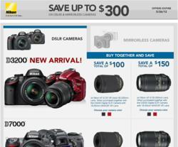Nikon Camera Bundles and Save