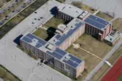 JHU_Eastern Building Solar Array