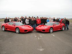 Heyford Park Driving Experiences