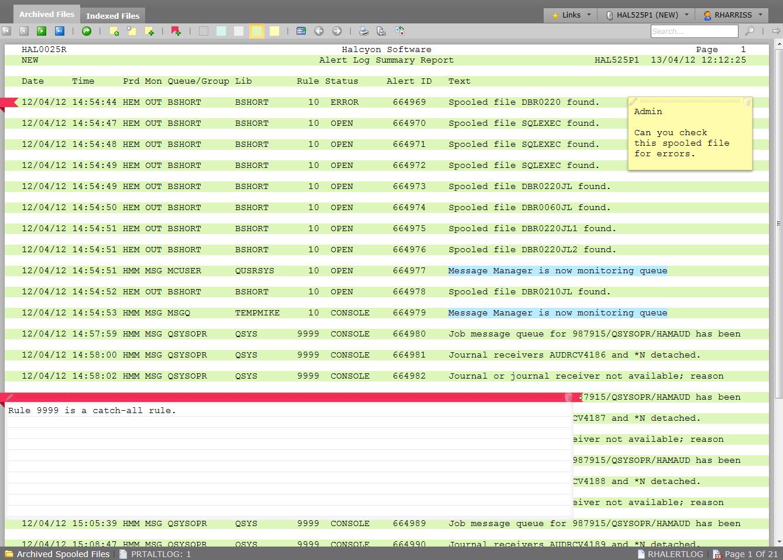 halcyon announces document management system v30 for ibm i With document management system ibm