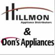 Don's Appliance and Hillmon Appliance