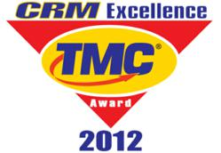 IntelliResponse Named a 2012 CRM Excellence Award Recipient from Customer Interaction Solutions Magazine