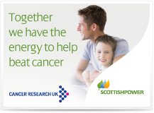 ScottishPower and Cancer Research