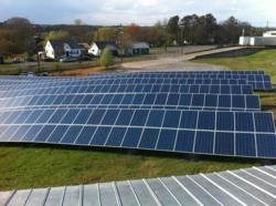 Lawson Electric Company Solar Installation, Chattanooga Tennessee