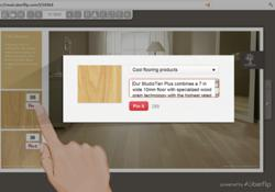 Pinterest is the latest social media widget available in Uberflip's digital publishing service.