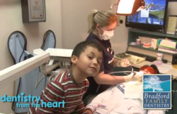 Bradford Dentist Offers Dentistry From The Heart Day