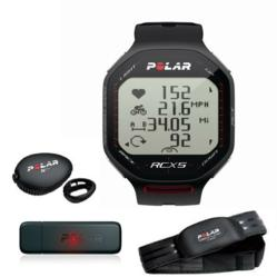polar rcx5 run, heart rate