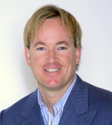 CEO Christopher Irion headshot