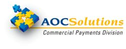 AOC Commercial Payments Division Logo