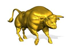 bull market in gold far from over; commodity report by top financial newsletter profit confidential