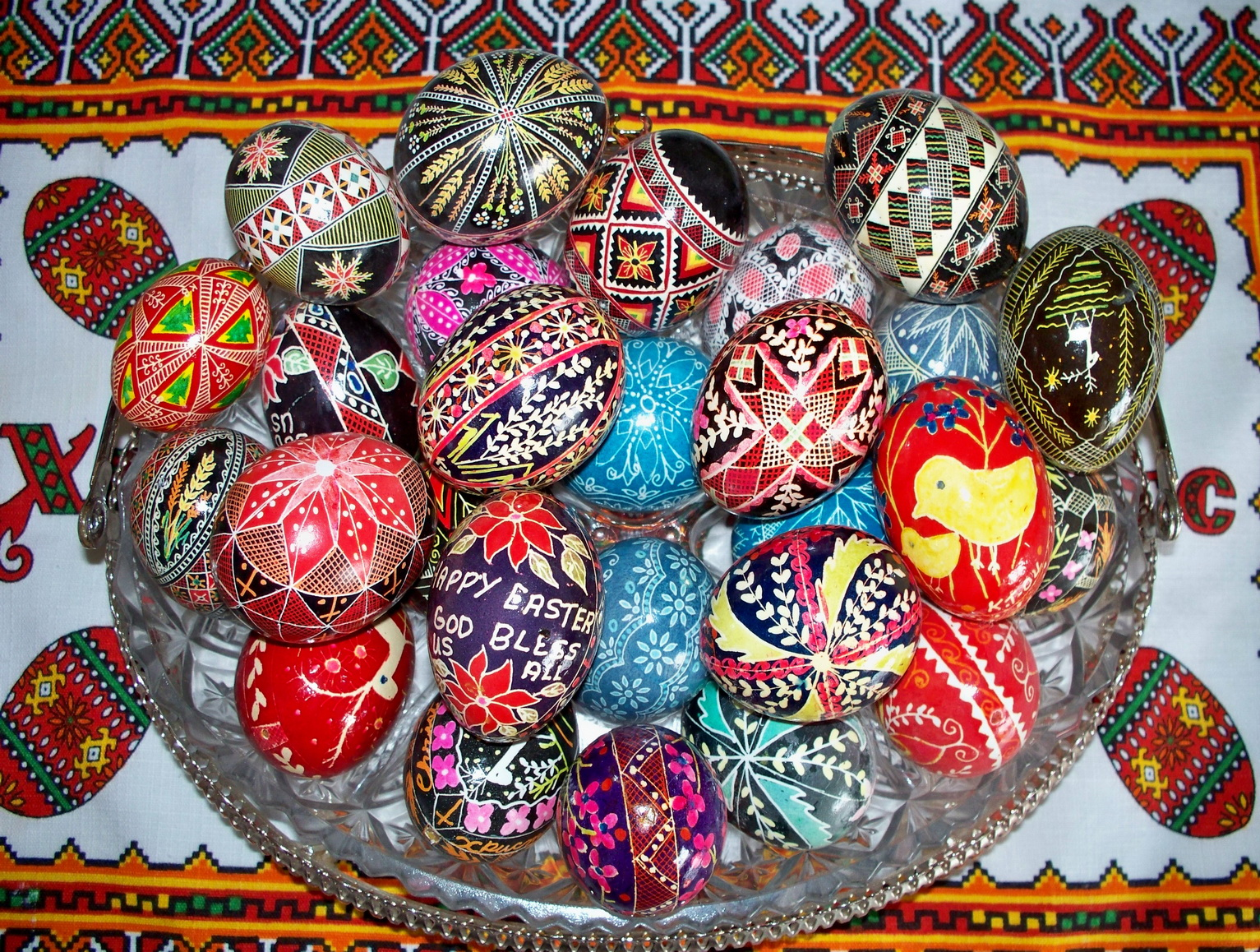 Pysanka Ukrainian Music Hour Celebrates Music And Heritage