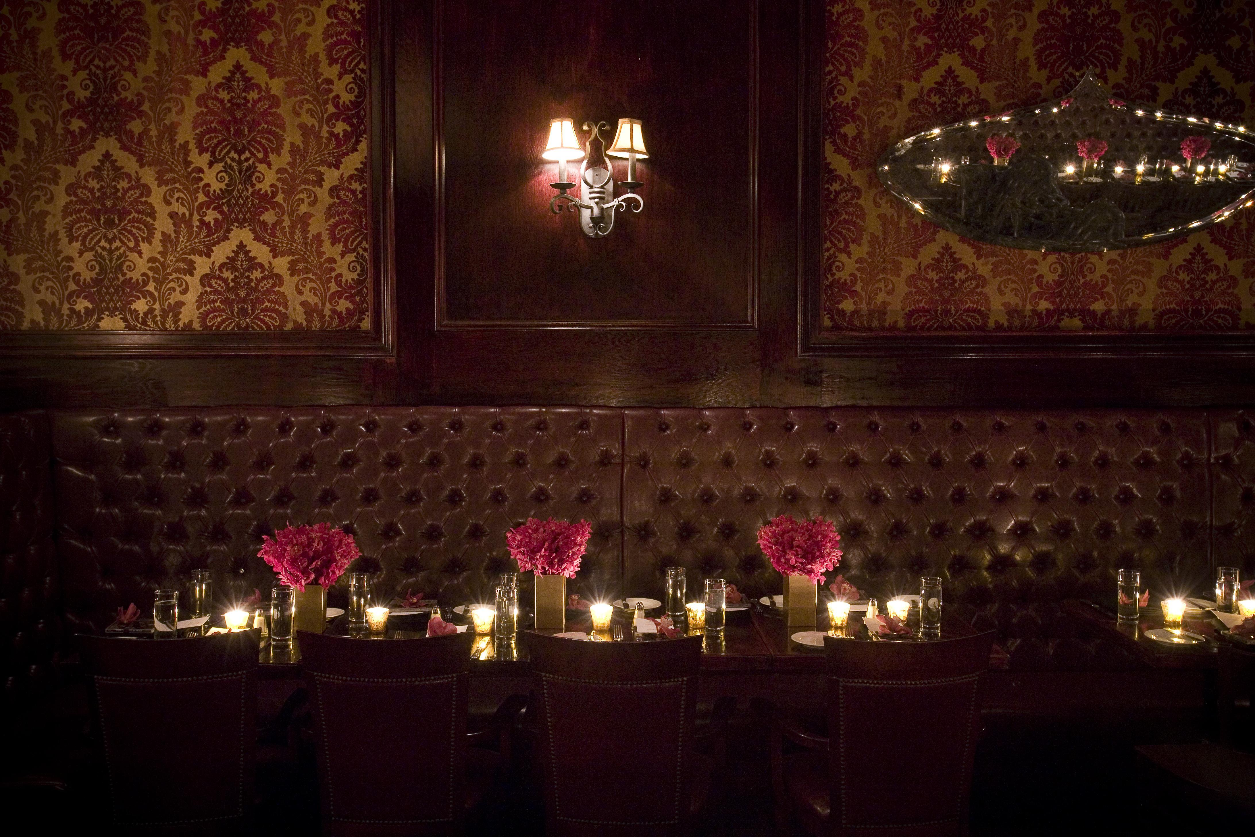 romantic glamour, a new interior design aestheticcuoco black