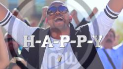 "Patrice Wilson is on a mission to make the whole world ""Happy"""
